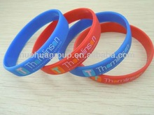 beautiful,fashionable and eco-friendly friendship silicone bracelets