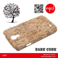 wholesale cell phone accessories in novelty cork fabric