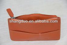 Plain wallet card bag women coin purse