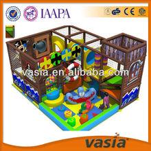 Playground soft ground for children