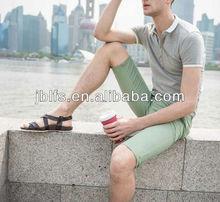 fashion high quality slim fit men's polo shirt