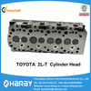 Toyota Hilux 2400/HiAce/Dyna Car Parts of 2L-T Diesel Engine Cylinder Head