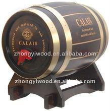 new design wooden whiskey barrels for sale