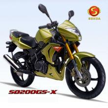 2013 NEW model 200CC RACING MOTORCYCLE APOLLO MODEL