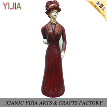 New Collection Europe Style Mannequin Wooden Home Decoration