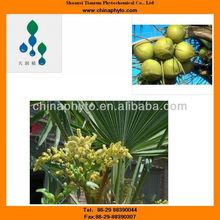 Saw palmetto extract-Antisepsis-25%,45%-Fruit-Plantago lanceolata-manufacturer-Supply COA-ISO certificate product