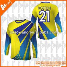 High quality sportswear canton football top