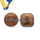 antique copper coin for souvenir