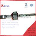 Harrower máquina de coser piezas de máquinas 25wa lineal guía de bloques, diapositivas lineal, carriles de diapositivas