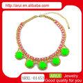 Moda accesorios de la joyería de traje de moda accesorios para la mujer