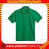 Custom fashion breathable green short sleeve blank cotton casual mens 4xl polo shirts 2013