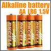 Hot sale Shenzhen super alkaline battery AA AAA 9V D C
