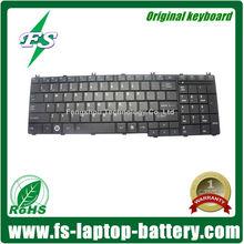 US/UK/SP layout laptop keyboard for Toshiba C650 C655 L650 C660