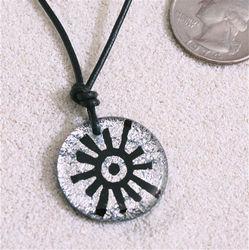 China Wholesale Fashion Jewellery Sun Pendants