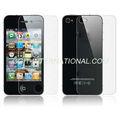 Venta caliente teléfono móvil protector de pantalla transparente para el iphone 4/4s protector de la pantalla