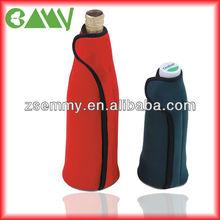 Neoprene insulated bottle cover