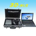 Biorretroalimentación 3d-nls dispositivo analizador de la salud de la máquina con la función de reparación
