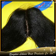 hidden knots silk top closure kinky straight 20inch human virgin hair pieces silk base top closure