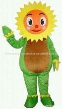 flower fancy dress mascot costume