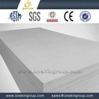 plastic sheet for thermoforming heat resisting pvc plate 5mm thin pvc mould for mgo board