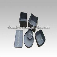STA high termperature SiC sagger silicon carbide crucibles