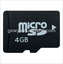 Best price micro sd/tf cards 4GB