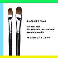 Wholesale weasel hair drawing brush