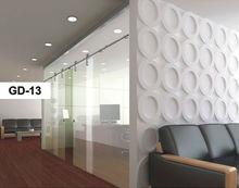 Frameless glass sliding door/office partitions