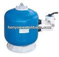 piscina de tratamento de água equipamento de areia filtro para piscina