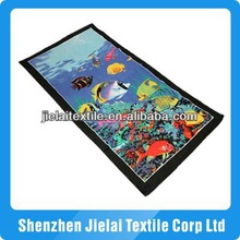 100% cotton christmas holiday beach towel