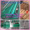 Reed esteras/alfombrillas que hace la máquina/haulm plana máquina para hacer punto/esteras/alfombrillas reed máquina para hacer punto/0086-13703827012