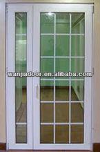 foshan wanjia factory interior pvc inner doors