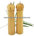 Bamboo Pepper Grinder