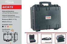 29L gun case plastic foam case