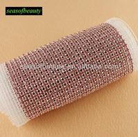 High Quality Wholesale 24 Rolls Crystal Mesh Cheap Sale R51524
