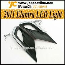 2011 LED DRL Runing Lights For Hyundai Elantra Avante MD