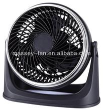 "8"" High Velocity Turbo Fan - Black"