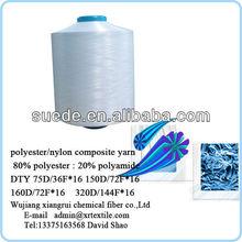 textile factory Polyester/Nylon weaving yarn
