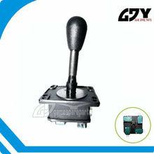 America style joystick(Black), high quality joystick driver with ball