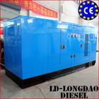 Industrial Power Diesel Silent 6BT5.9-G1 100KVA Generator