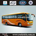 Melhor preço da alta qualidade! 10.5m elétrico marca de luxo bus tour com assentos 45 euro3 motor para venda
