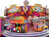 outdoor amusement rides for children games mini carousel