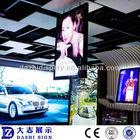 magnetic slim light box advertising outdoor led display screen