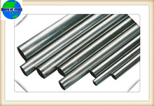 stainless steel welded round tubing with mill finish