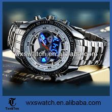 wrist watches for men/quartz watch men