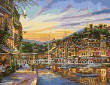 MMC016 / 50*65cm painting by number Menglei