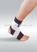 neoprene ankle support with elastic band compress