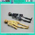 Plástico presente dia das bruxas / skeloton Halloween stuff / horrible Halloween produto