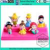 little mermaid oem plastic figures;ODM plastic figures;customized pvc figure for promotion