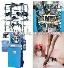 silk socks knitting machine 4 inch full automatic jacquard wh e7